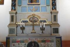 Chapelle d'Ogoz - Antependium